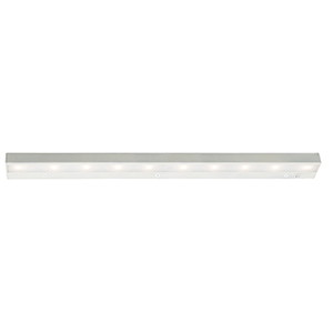 White LED Light Bar Under Cabinet Fixture