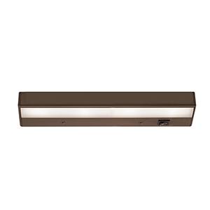 LED Bronze 12-Inch Under Cabinet Fixture