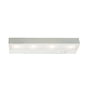 LED White 12-Inch Under Cabinet Fixture