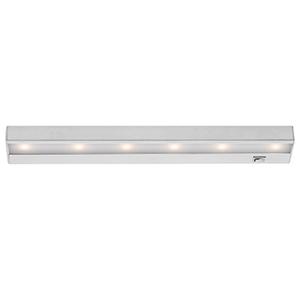 LED Light Bar White 18-Inch Under Cabinet Fixture