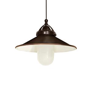Freeport Dark Bronze LED Mini Pendant