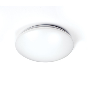Glo White One-Light LED Ceiling or Wall Mount
