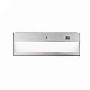 LedME PRO ACLED Brushed Aluminum One-Light Under Cabinet Bar Light
