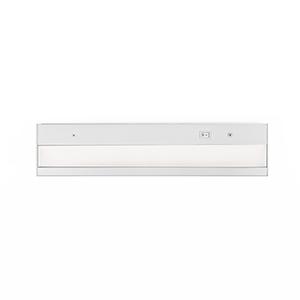LedME PRO ACLED White One-Light Under Cabinet Bar Light