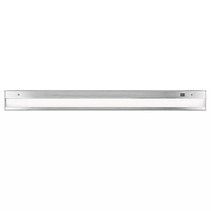 LedME PRO ACLED Brushed Aluminum One-Light Under Cabinet Bar Light