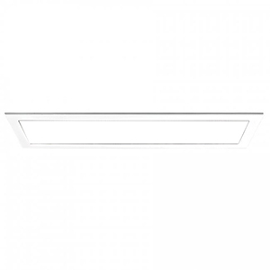 Precision Multiples 1x4-Light White Trim