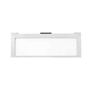 Line White 12-Inch LED Undercabinet Light, 2700K
