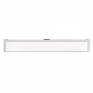 Line White 30-Inch LED Undercabinet Light, 3000K