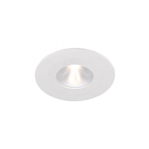 Tesla White 2-Inch Pro LED Trim with 55 Degree Beam, 3000K