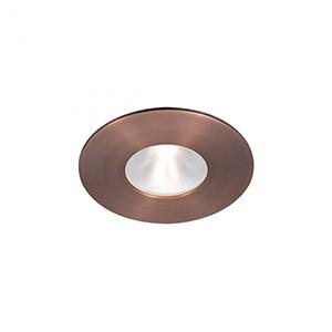 Tesla Copper Bronze 2-Inch Pro LED Trim with 55 Degree Beam, 4000K