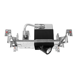 Precision Multiples 1x1-Light LED Housing, Non-Dimming Spot Beam, 3500K