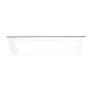 Precision Multiples 1x2-Light White Trim