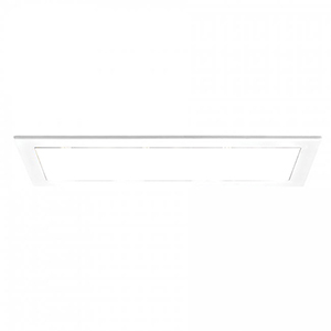 Precision Multiples 1x3-Light White Trim