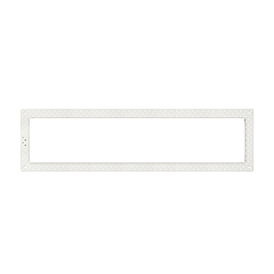 Precision Multiples 1x3-Light Invisible Trim