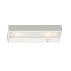 LEDme White 8-Inch 120V Light Bar 2700K Warm White