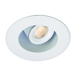 LEDme White LED Mini Adjustable Task Light with 3500K Cool White