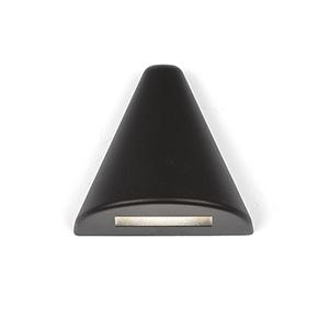 Black LED Low Voltage Landscape Deck and Patio Light, 3000 Kelvins