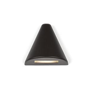 Bronze LED Triangle Low Voltage Landscape Deck and Patio Light, 3000 Kelvins