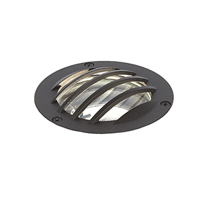 Bronze Rock Guard for Three-Inch for Landscape Inground Light
