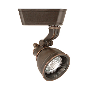 Caribe J Series Low Voltage 50W Antique Bronze Directional Spot