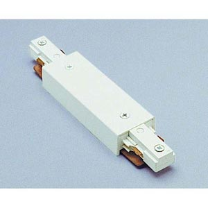 Straight Line Power Connector JI-PWR - White