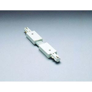 Flexible Track Connector LFLX - White