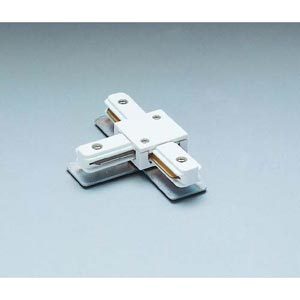 T - Connector LT - White