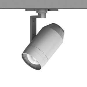 Paloma Platinum LED W-Track Head with Adjustable Beam Angle, 120V, 4000K