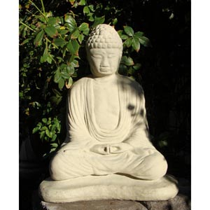 Meditating Buddha - Large