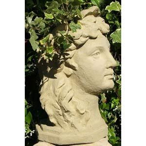 Lady Head Planter - Refined
