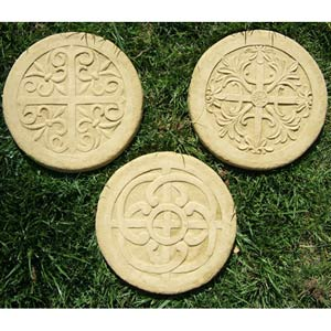 Celtic Step, Set Of 3