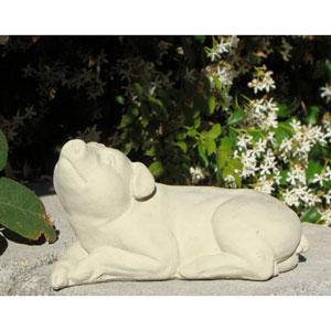 Classic Piglet Cast Stone Statue