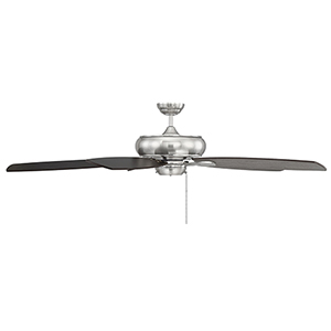 Wind Star Brushed Pewter Ceiling Fan