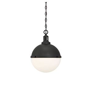 Lilly Classic Bronze Two-Light Pendant