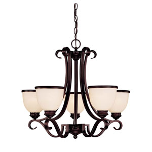 Willoughby Five-Light Chandelier