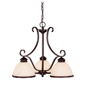 Willoughby Three-Light Chandelier