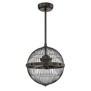 Arena Classic Bronze 19-Inch Ceiling Fan