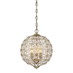 Aurora 12-Inch Three-Light Pendant