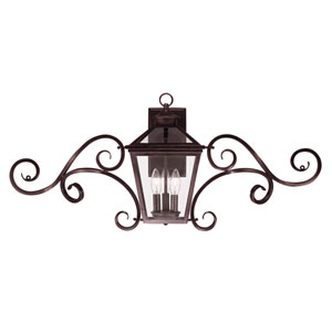 Ellijay Extra-Large Outdoor Wall Mount - English Bronze