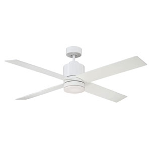 Dayton White LED Ceiling Fan