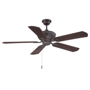 Braddock English Bronze with Gold 52-Inch Ceiling Fan