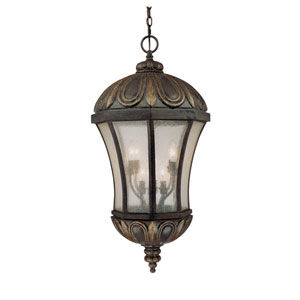 Shop tuscan style lighting catalog bellacor ponce de leon old tuscan outdoor hanging lantern aloadofball Choice Image
