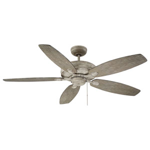 Kentwood Aged Wood  Five-Blade Ceiling Fan
