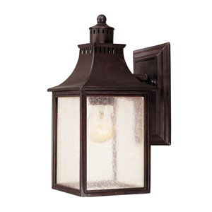 Monte Grande English Bronze Wall Mount Lantern