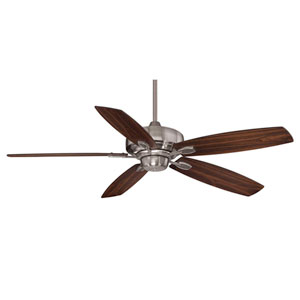 Wind Star Brushed Pewter 52-Inch Ceiling Fan