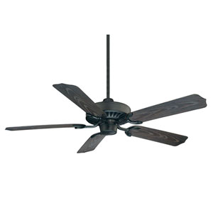 Lancer Flat Black Ceiling Fan