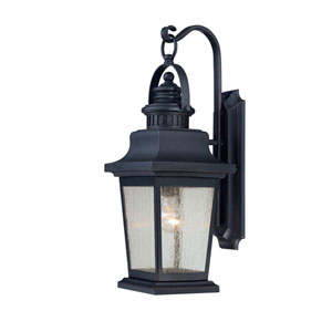 Barrister Slate Outdoor Wall Mounted Lantern