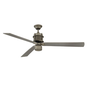Muir Gray One Light Ceiling Fan