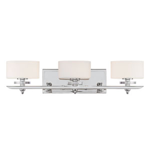 Oneida Three Light Bath Bar