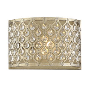Regis Pyrite One-Light Wall Sconce